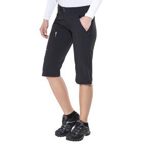 Peak Performance Black Light Long Shorts Women Black